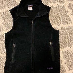 Women's Patagonia fleece vest size small